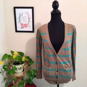 Mossimo Supply Co. Button Down Cardigan Size Med.